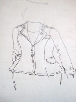 Cabi Military Jacket