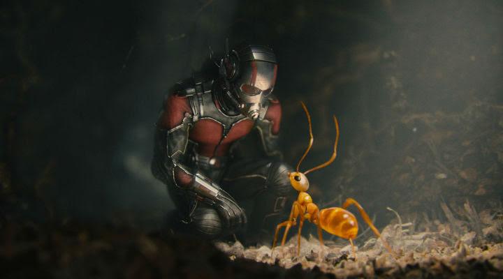 Ant-Man, una pequeña gran película