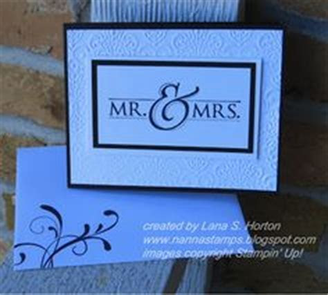 1000  images about Stampin' Up Mr. & Mrs. on Pinterest