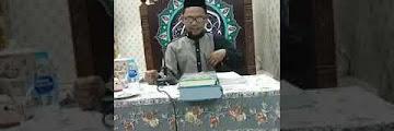 Kajian Kitab Mukhtashor Sirotunnabi di Masjid Al Muharram Ladang Tarakan 20191022