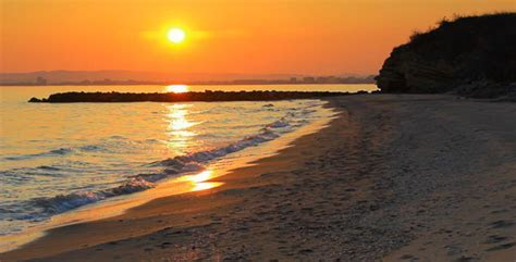 Stock Footage   Sunset On The Beach   VideoHive