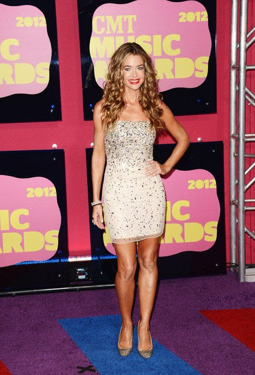 2012 CMT Awards in Nashville, TN - June 6, 2012, Denise Richards