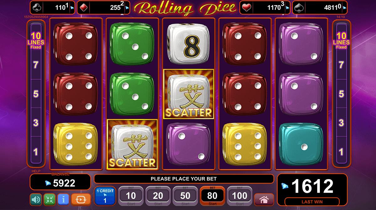 100 dice slot machine online egt Yeşilhisar