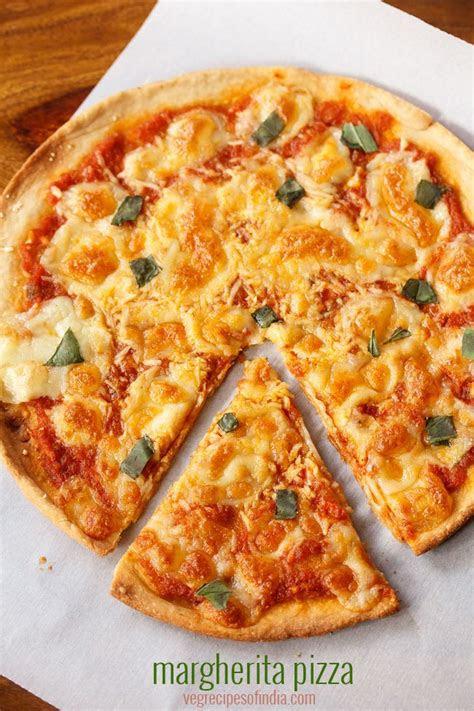 margherita pizza recipe    margherita pizza