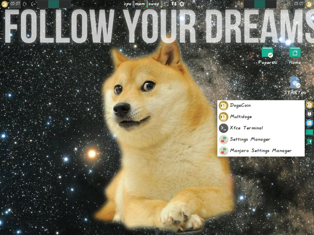Dogecoin Xdg : Dogecoin Meme Currency From 2013 Hits All ...