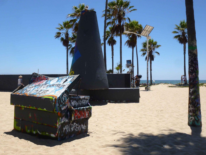 Avoiding Regret Photo Essay The Walls Are Alive In Venice Beach