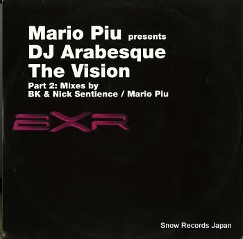 DJ ARABESQUE vision, the