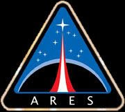 The ARES Logo