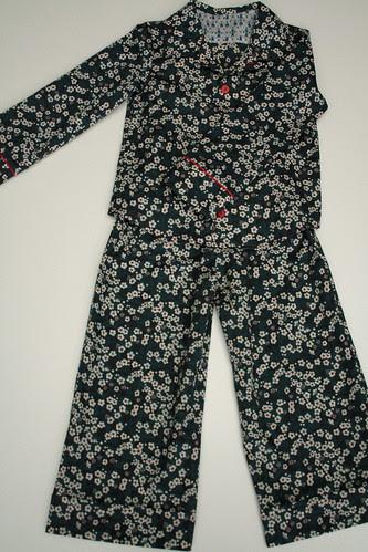 pyjama voor luxekind