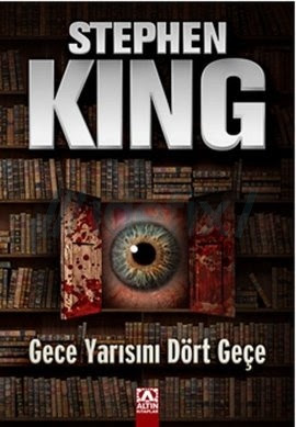 Gece Yarısını Dört Geçe-Stephen King