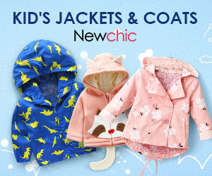 Up to 52% Off Kids' & Babys'Coats/Jackets Hot Sale