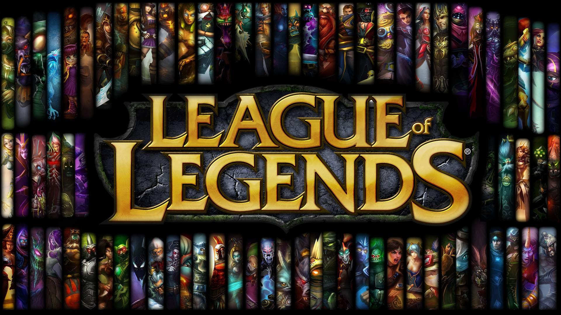 League Of Legends Backgrounds  Wallpaper Cave
