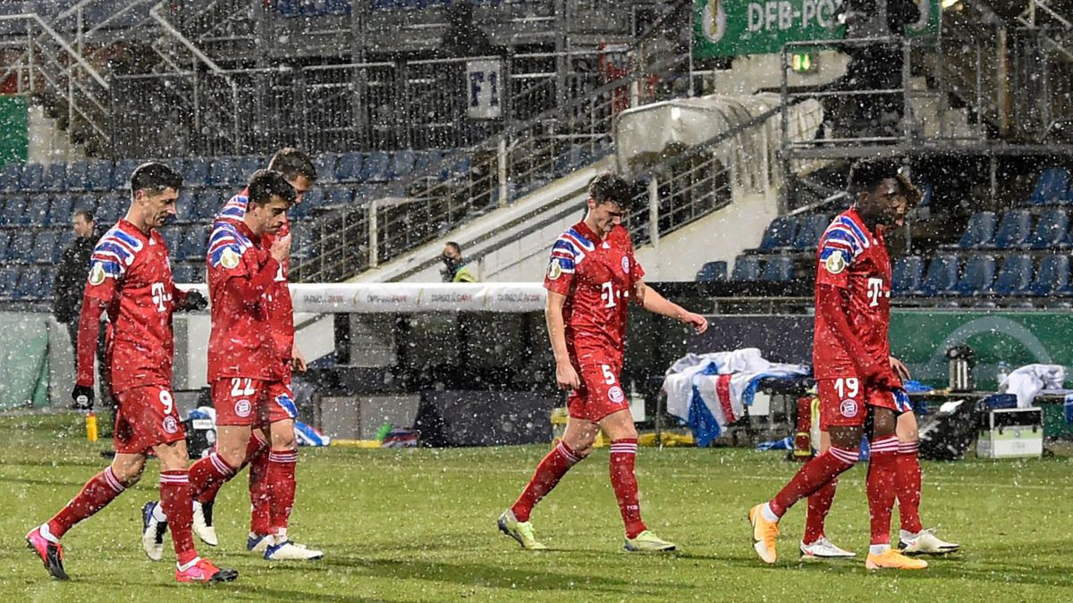 Flick: Bayern must move on after shock German Cup exit