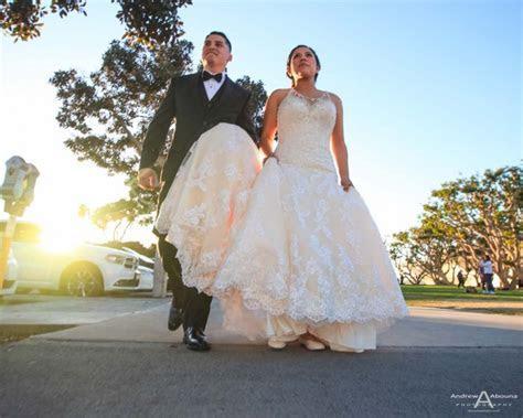Splendid and Classic Hornblower Wedding San Diego Bay
