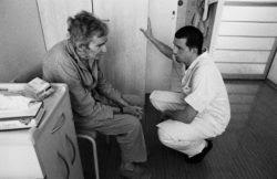 ©Jean-Louis Courtinat  Une exposition présentant se photographies consacrées aux soins palliatifs aura lieu pendant les journées de la Sorbonne du 6 au 11 octobre 2014.