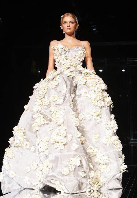 Dolce/Gabbana bridal   Dolce and Gabbana wedding dress I