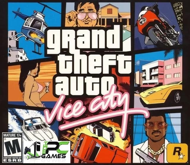 Download GTA Vice City Free Compressed In Just 241 MB | Free Download
