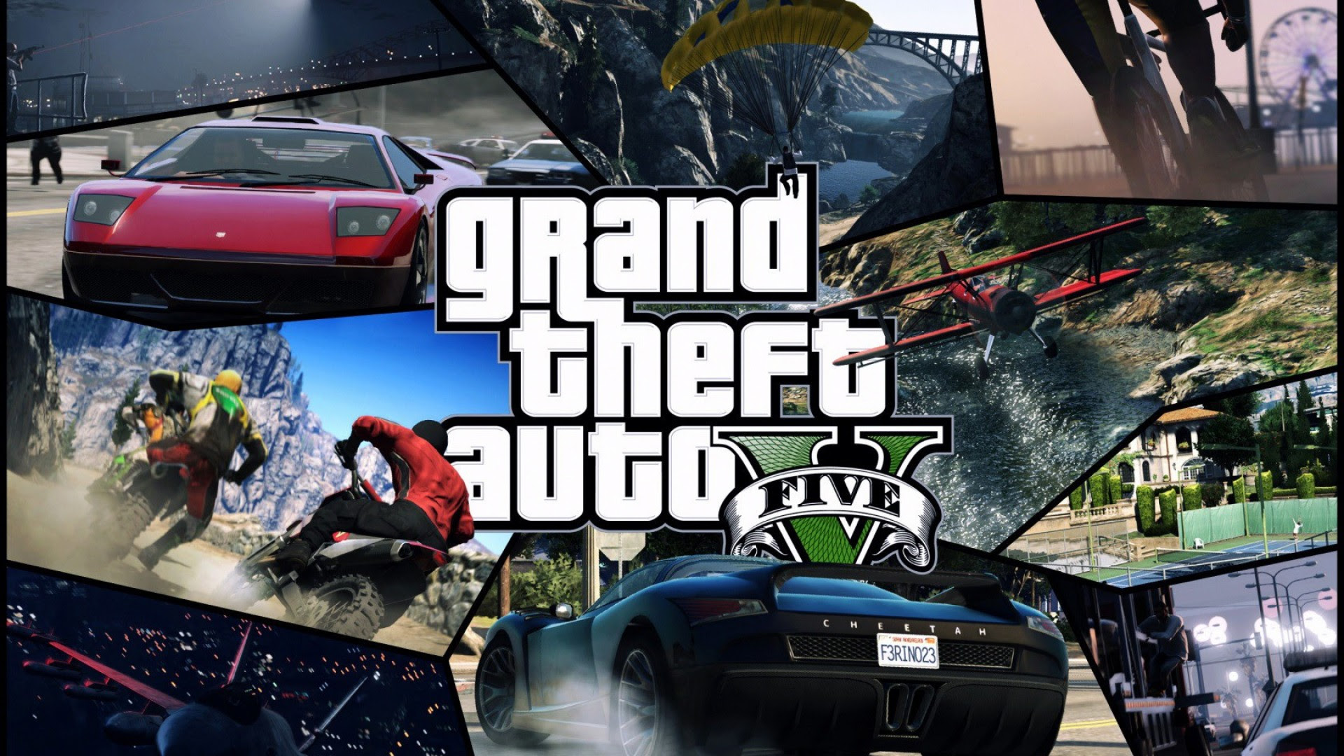 Grand Theft Auto V 7 Hd Wallpaper Listtoday