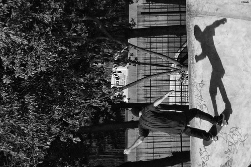 Sombra Skater by Alejandro Bonilla
