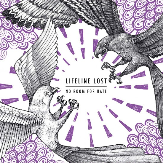 <center>Lifeline Lost stream debut album 'No Room For Hate'</center>