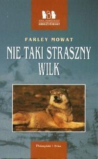 Okładka książki Nie taki straszny wilk