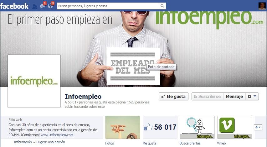 portales facebook
