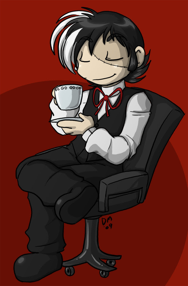 Black Jack アニメ 画像 Black Jack Enjoying Coffee Hd 壁紙 And