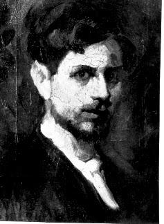 Tonitza - Autoportret