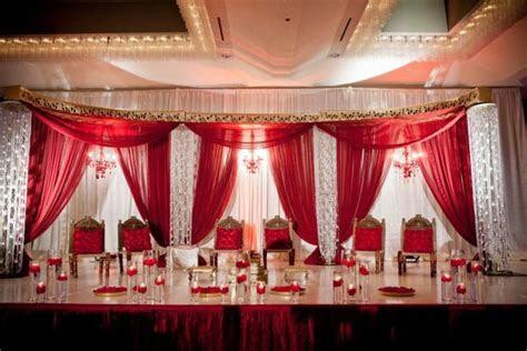 Mandap Decor by Prashe   ?mandaps?   Reception decorations