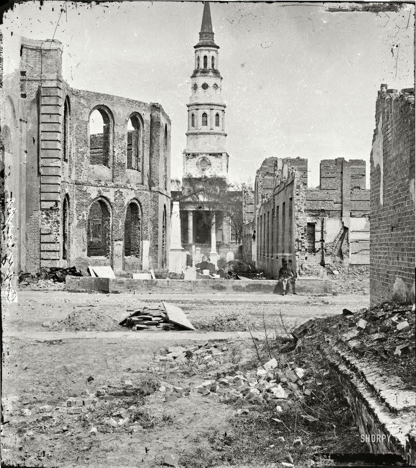 Charleston: 1865