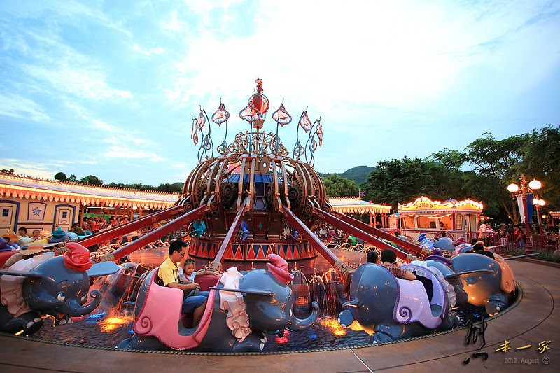 [香港自由行] 迪士尼樂園米奇金獎音樂劇 夜間樂園HD MV