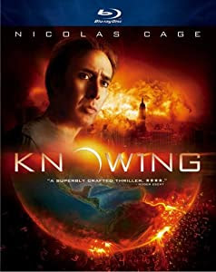 "Cover of ""Knowing [Blu-ray]"""