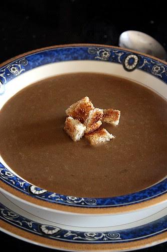 juha od fazola i gljiva 014
