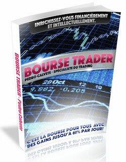 Bourse trader est le livre de Pedro Calvete surnommée la methode qui gagne