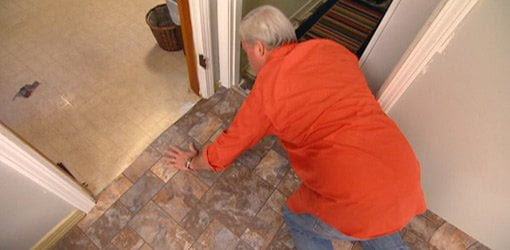 761 3 how install vinyl flooring without adhesive