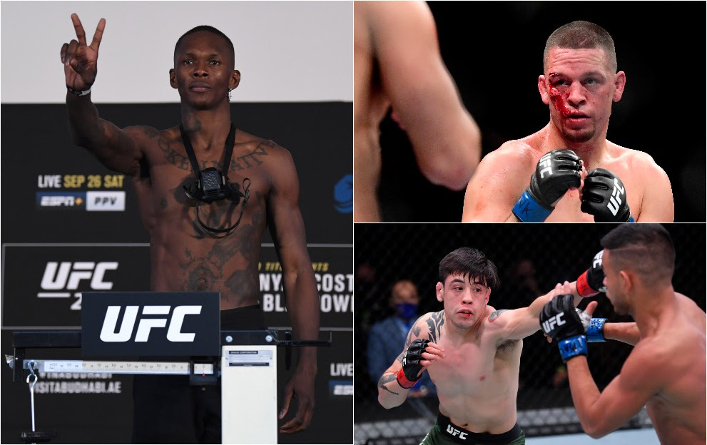 UFC tips: Our knockout 3 best bets for UFC 263 this weekend