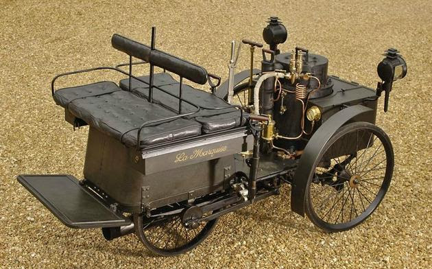 Oldest driveable car on Earth