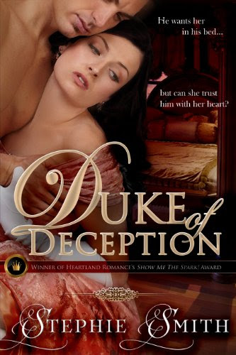 Duke Of Deception (Wentworth Trilogy) by Stephie Smith