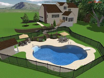 Do We Need A Retaining Wall Next To A Pool And More Design Questions