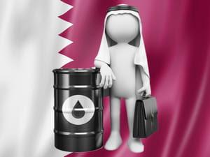 les qatariens bénéficient des largesses de leur etat richissime.