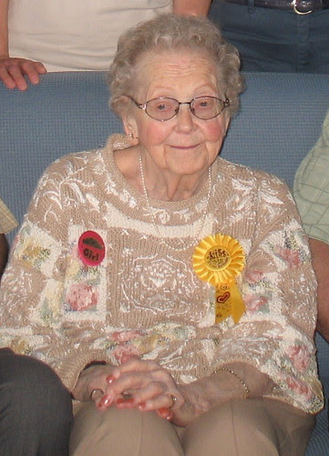 My sweet grandma