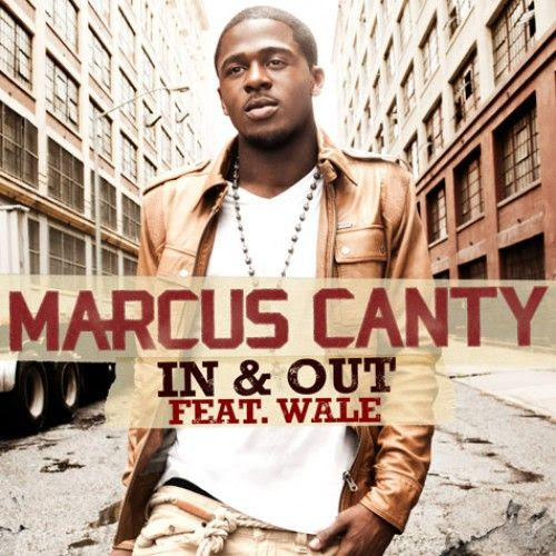 In and Out (Single Cover), Marcus Canty