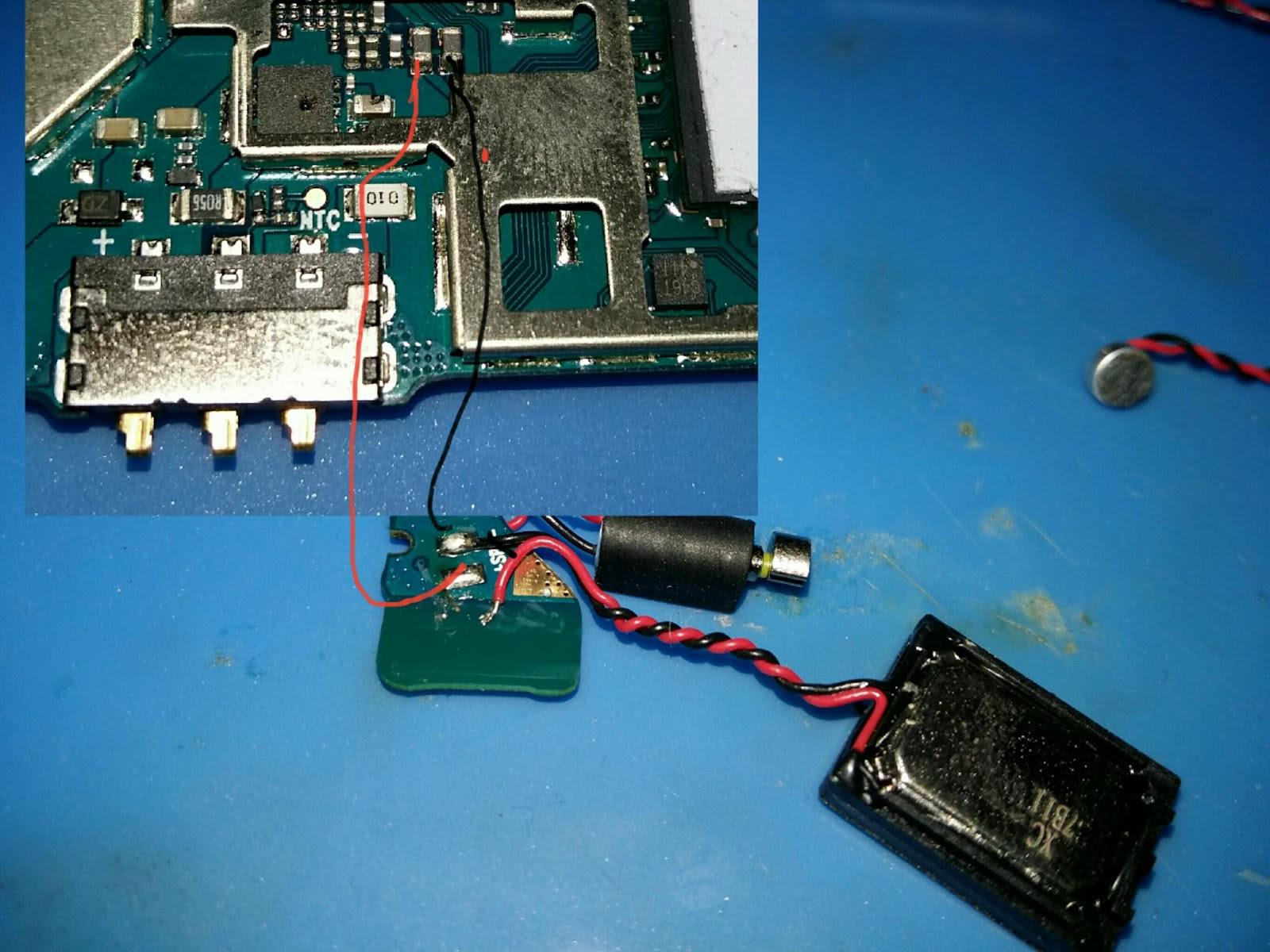 Lenovo Vibe C A202 Earpiece Solution Ear Speaker Problem Jumper Ways