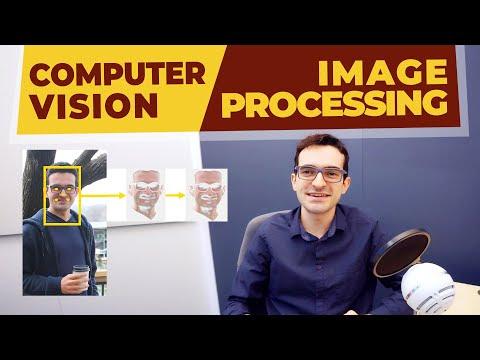 .電腦視覺影像處理過程八大任務全概述