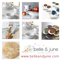 Luxurious Tabletop Decor for Any Table Setting. 10% off Your First Order. Shop belleandjune.com