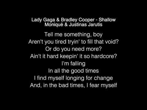 shallow deutsch lyrics