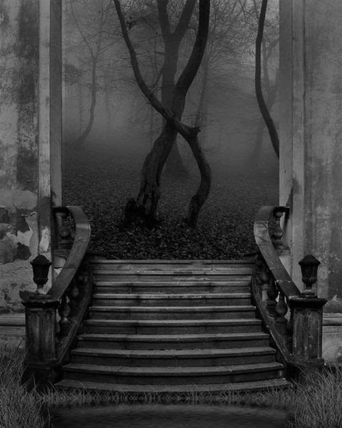 Come inside and visit. The door is open for you. The Dead are waiting for you.