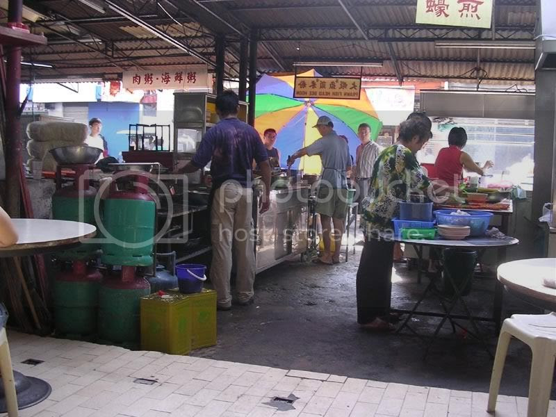 Goh Chew stall