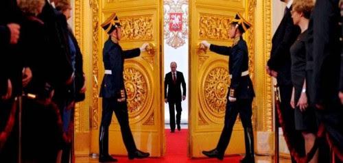 Άψογη η στρατηγική του Β.Πούτιν- Έπαιξε και κέρδισε