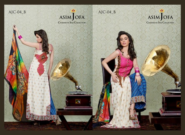 Asim-Jofa-Charmeuse-Beautiful-Silk-Eid-Fashionable-Dress-2013-For-Women-Girls-5